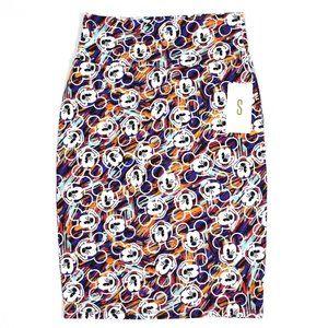 NWT Disney Cassie Pencil Skirt {LuLaRoe}